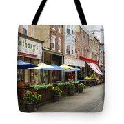 Philly's Italian Market Tote Bag