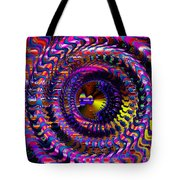Philosophical Rainbow Tote Bag