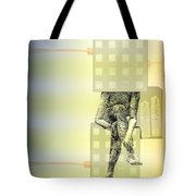 Philosophy Tote Bag by Bob Orsillo