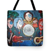 Phish At Big Cypress Tote Bag