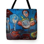 Phish For Red Rocks Amphitheater Tote Bag