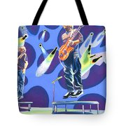 Phish Tramps Tote Bag