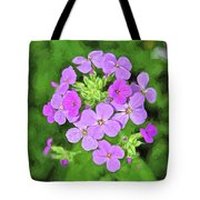 Phlox For You Tote Bag