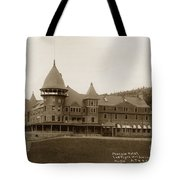 Phoenix Hotel Las Vegas Hot Springs New Mexico 1890 Tote Bag