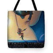 Phoenix Rising Tote Bag by Patrick Anthony Pierson