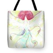 Phoenix Sun Tote Bag