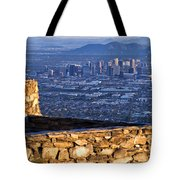 Phoenix Sunrise Tote Bag
