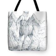Pholus The Centauras Tote Bag