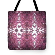 Photo 0800 Fractal D2 Autumn Tree Leaves Tote Bag