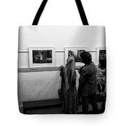Photo Critics Tote Bag