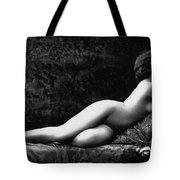 Photo Erotique D'une Femme Nue Tote Bag