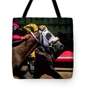Photo Finish Tote Bag