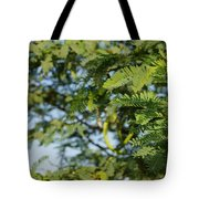 Photo Of Indian Tree Tote Bag