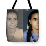 Photo Restoration Services Image Outsource India Tote Bag