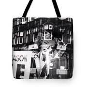 Photograph Of Marilyn Tote Bag by Charles Stuart