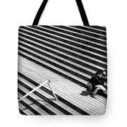 Photographer In Paris Tote Bag