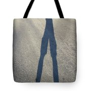 Photographers Shadow Tote Bag