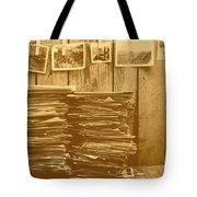 Photographic Memories Tote Bag