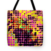 Photonic Lattice Tote Bag by Eikoni Images