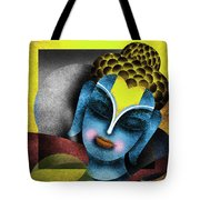 Photoshop Painting Tote Bag