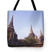 Phra Si Sanphet Tote Bag