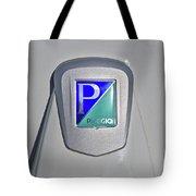 Piaggio Cycles Tote Bag