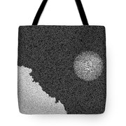 Piana's Calanches And Sun Tote Bag