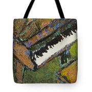Piano Close Up 1 Tote Bag