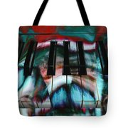 Piano Colors Tote Bag
