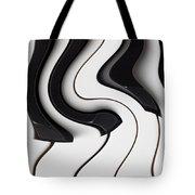 Piano Surrealism  Tote Bag