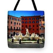 Piazza Navona 4 Tote Bag