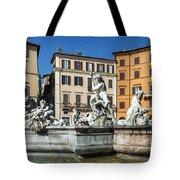 Piazza Navona Tote Bag