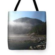 Baie-des-rochers 2, Quebec Tote Bag