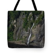 Little Falls Of Montmorency Tote Bag