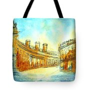 Picadilly Circus Tote Bag