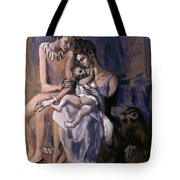 Picasso: Acrobats, 1905 Tote Bag