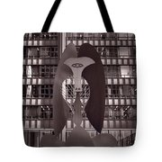 Picasso Chicago Bw Tote Bag