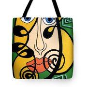Picasso Influence Tote Bag