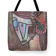 Picasso Inspired Tote Bag