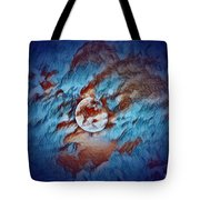 Picasso's Moon Tote Bag
