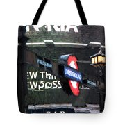 Piccadilly Tote Bag
