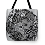 Pices Tote Bag