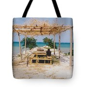 Pick-nick At The Sea Tote Bag