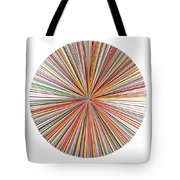 Pick-up-stix Tote Bag