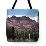Picket Post Mountain Tote Bag