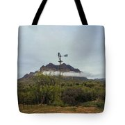 Picket Post Windmill Tote Bag