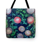 Picking Up The Apple Cart Tote Bag
