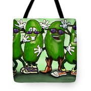 Pickle Party Tote Bag