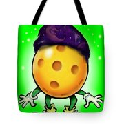 Pickleball Wizard Tote Bag