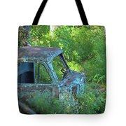 Pickup Cab Tote Bag